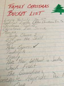 family-christmas-bucket-list