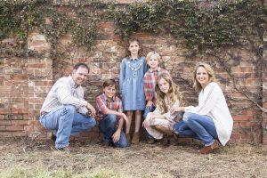 Ryden Family 2016