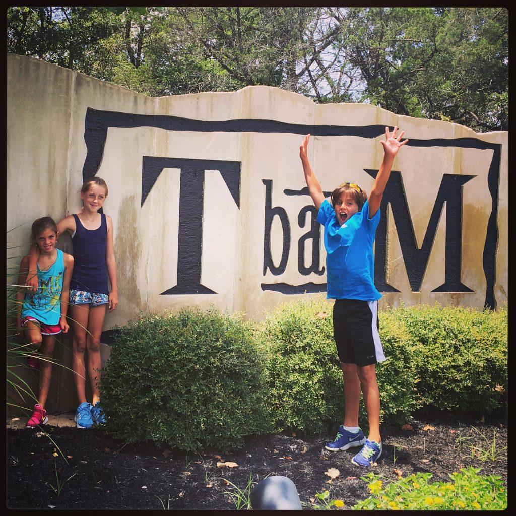 Ryden Kids at TBARM