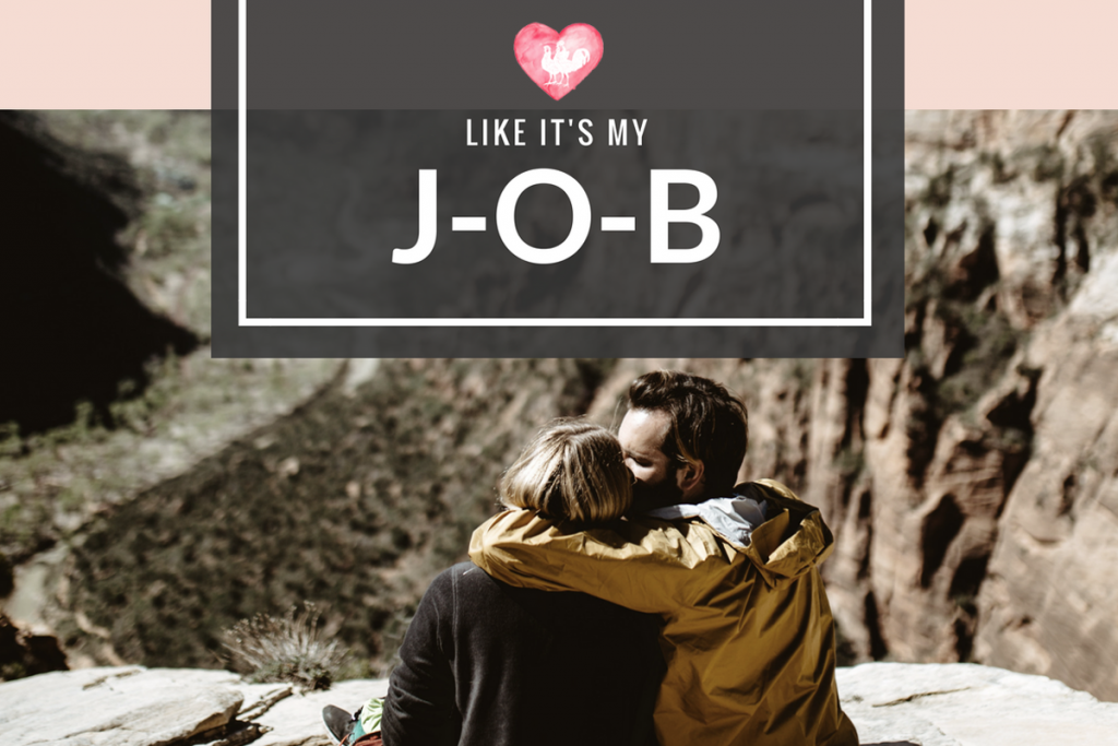love like its my job
